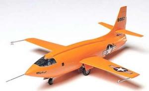Model Tamiya 60740 USAF Bell X-1 Mach Buster