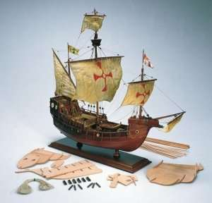 Santa Maria - Amati 1409 - wooden ship model kit