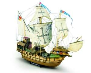 Caracca Atlantica - Mamoli MV21 - wooden ship model kit
