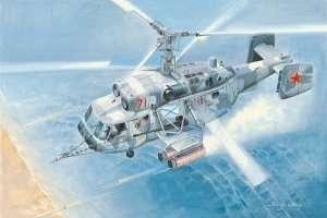 Soviet Kamov Ka-29 Helix-B scale 1:72