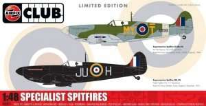 Airfix A82015 Specialist Spitfires limited edition in scale 1-48