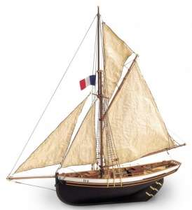 Wooden Model Ship Kit - Jolie Brise - Artesania 22180