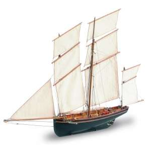 Wooden Model Ship Kit - La Cancalaise - Artesania 22190
