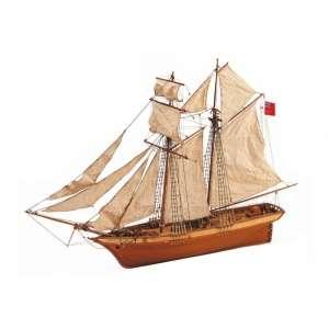 Wooden Model Ship Kit - Scottish Maid 1/50 - Artesania 18021