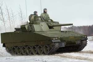 Swedish CV90-30 MK I IFV scale 1:35