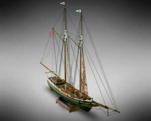 Flying Fish - Mamoli MM06 - wooden ship model kit