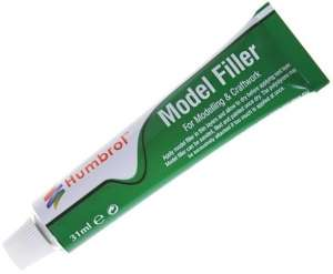 Model Filler for Modelling and Craftwork Humbrol AE3016 31ml