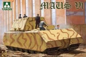 Model tank Maus V1 in scale 1-35 - Takom 2049