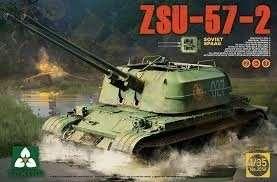 Takom 2058 ZSU-57-2 Soviet Spaag