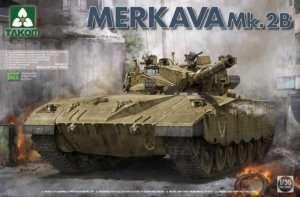 Merkava Mk. 2b in scale 1-35 - Takom