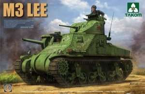 US Medium Tank M3 Lee Early in scale 1-35