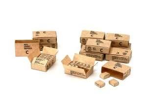 US MCI Cartons (Vietnam War) Tamiya 12685 in 1-35