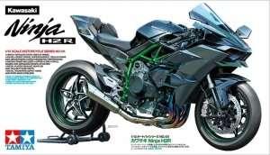 Kawasaki Ninja H2R in scale 1-12 Tamiya 14131
