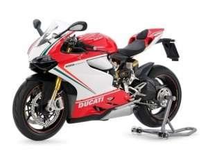 Motocykl Ducati 1199 Panigale S Tricolore in scale 1-12