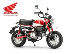 Honda Monkey 125 model Tamiya 14134 in 1-12
