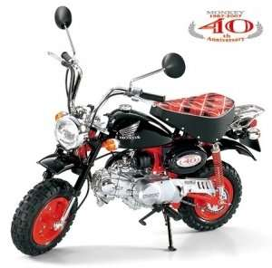Honda Monkey 40th Anniversary model Tamiya 16032 in 1-6