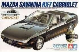 Tamiya 24074 Mazda Savanna RX-7 Cabriolet