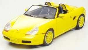 Porsche Boxster special edition in scale 1-24 Tamiya 24249