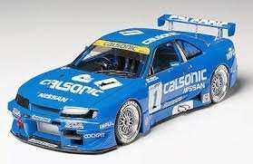 Calsonic Skyline GT-R 2003 in scale 1-24 Tamiya 24272