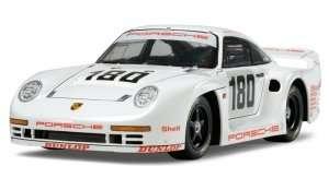 Tamiya 24320 Porsche 961 Le Mans 24 Hours 1986