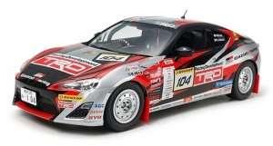 Tamiya 24337 Gazoo Racing TRD 86 (2013 TRD Rally challenge)