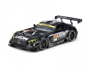 Mercedes Leon CVSTOS AMG model Tamiya 24350 in 1-24