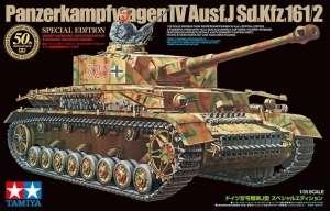 German Tank Pz.Kpfw.IV Ausf.J Special Edition Tamiya in 1-35