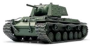 Russian Heavy Tank KV-1 in scale 1-48