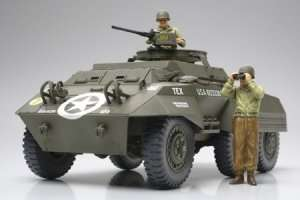 Tamiya 32556 U.S. M20 Armored Utility Car