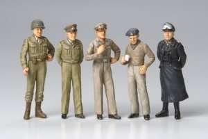 Tamiya 32557 WWII Famous General Set