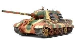 Model German Heavy Tank Destroyer Jagdtiger early production scale 1-48