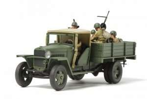 Russian 1.5 Ton Cargo Truck Model 1941 in scale 1-48