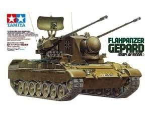 West German Flakpanzer Gepard in scale 1-35 Tamiya 35099