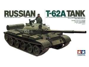 Soviet Tank T-62A in scale 1-35 Tamiya 35108
