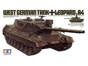 Tamiya 35112 West German Leopard A4