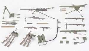Tamiya 35121 U.S infantry weapons set