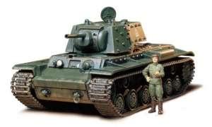 Russian Tank KV-1B Model 1940 Tamiya 35142 in 1-35