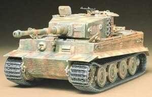 Tamiya 35146 German Tiger I Tank late version