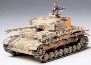 German Panzerkampfwagen IV Ausf.J in scale 1-35