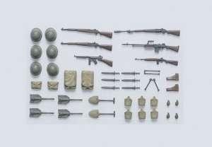 U.S. Infantry Equipment Set scale 1-35