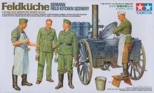Tamiya 35247 German Field Kitchen Scenery