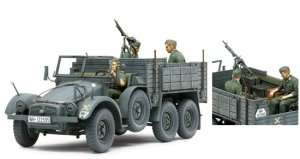 6x4 Truck Krupp Protze (Kfz.70) Personnel Carrier in scale 1-35