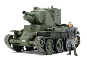 Tamiya 35318 Finnish Army Assault Gun BT-42
