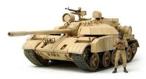 Iraqi Tank T-55 Enigma in scale 1-35 Tamiya 35324