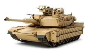 U.S Main Battle Tank M1A2 SEP Abrams Tusk II in scale 1-35
