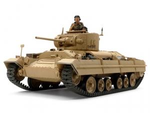 British Infantry Tank Mk.III Valentine Mk.II/IV model Tamiya