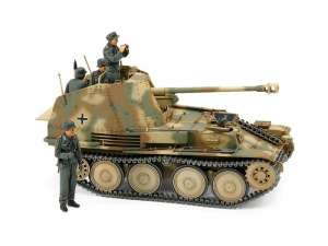 German Tank Destroyer Marder III M Normandy Front