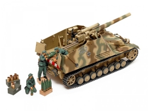 Self-Propelled Howitzer Hummel Late Production Tamiya 35367