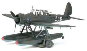 Arado Ar196A model Tamiya 37006 in 1-48