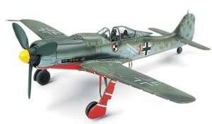 Focke-Wulf Fw190 D-9 JV44 model in scale 1-72